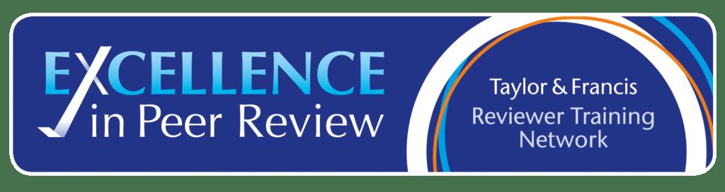 Peer review training banner
